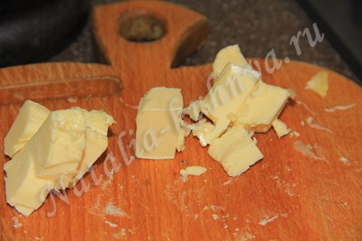 Куриные котлеты с сливочным маслом рецепт